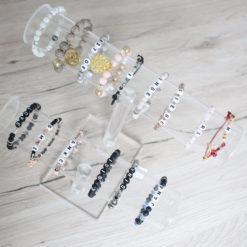 Namens Armbänder